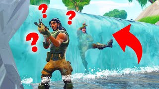 Playing HIDE AND SEEK In FORTNITE! (Battle Royale)