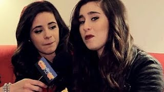 CAMILA CABELLO AND LAUREN JAUREGUI MOST TALKED ABOUT MOMENTS DURING INTERVIEWS