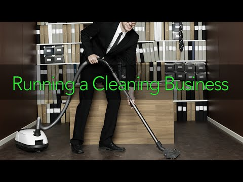 Running a Cleaning Business  featuring Peggy Cook