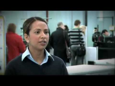 Mariam, security officer