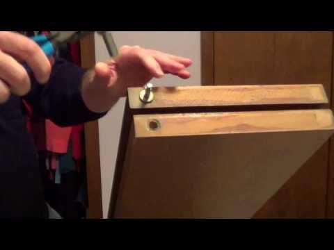 How to Fix Bifold Doors - Bifold Closet Doors