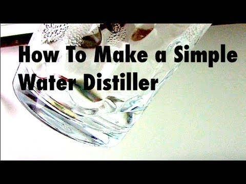 DIY Water Distiller