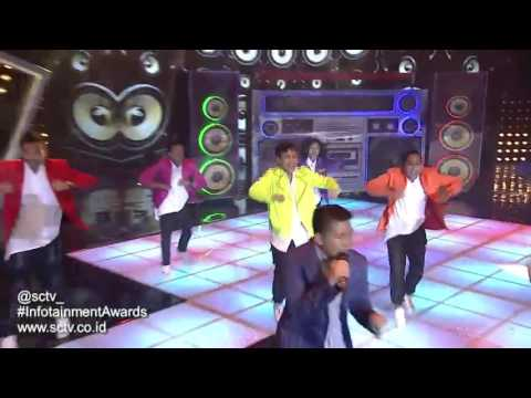 Aliando, Young Lex, & CJR - 'Medley' Kau Terindah & Tante Linda (Infotainment Awards 2016)