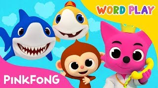 Baby Shark and 18 more songs | Compilation | Word Play | Pinkfong Songs for Children