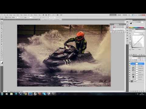 Guid - How you use Actions photoshop CS5