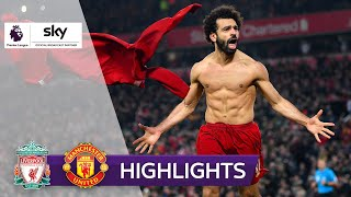 Anfield bebt! Reds bauen Vorsprung aus   Liverpool - Manchester United 2:0   Highlights