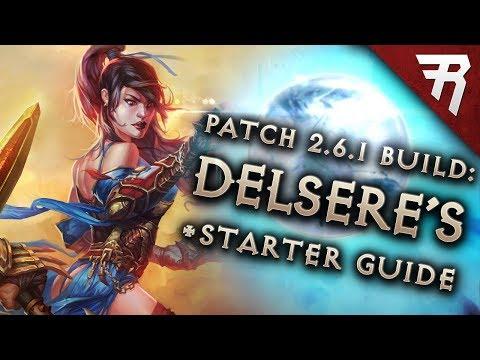 Diablo 3 2.6.1 Wizard Build: Starter & Delsere's Magnum Opus (DMO) GR119+ & Speed (Guide, Season 14)