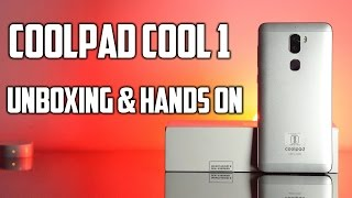 Coolpad Cool1 - Unboxing & Hands On | Being Desi
