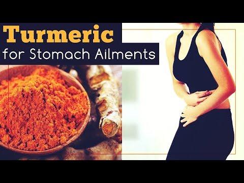 Turmeric for Stomach Ailments
