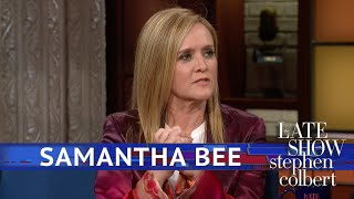 Samantha Bee Gears Up For 2019's Not WH Correspondents' Dinner