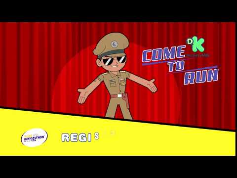 Pune Juniorthon   Little Singham   3rd February,6 AM onwards