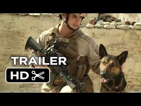 Max Official Trailer #1 (2015) - War Dog Drama HD