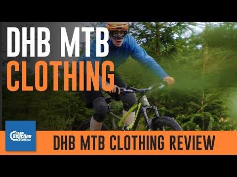 dhb MTB clothing range review