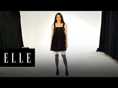 How to Wear Lingerie as Daywear | ELLE