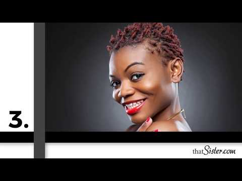 32 Top Short Hairstyles For Black Women 2017, Regardless Of Face Shape Or Skin Color