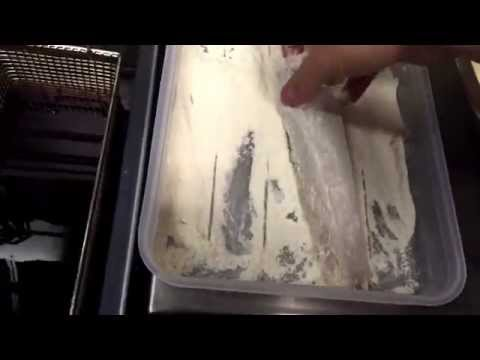 How To Make Beer Battered Fish Fillets