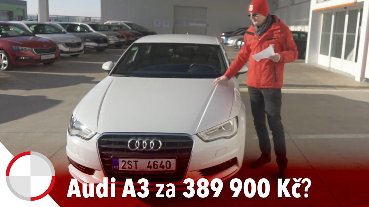 Martin Vaculík a ojetá Audi A3: Opravdu má stejnou techniku jako Octavia?