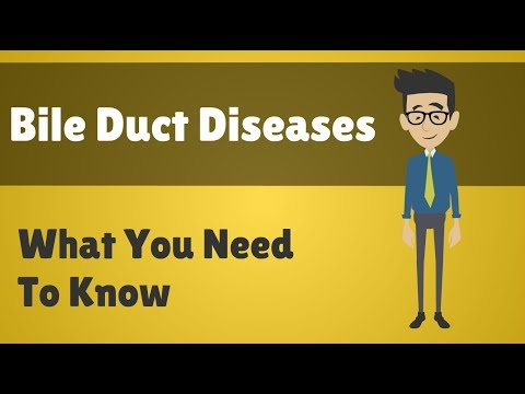 Bile Duct Diseases - What You Need To Know