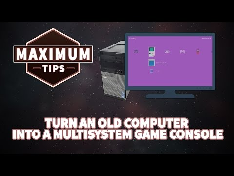 How to turn an old computer into a multisystem console / Maximum Tips