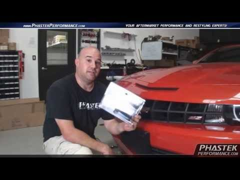 Chevy Camaro Bowtie Delete Installation Instructions - 2010-2013 Model Years