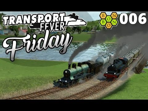 Transport Fever - Let's Play - Series 3 - Episode 06 - A Familiar Name
