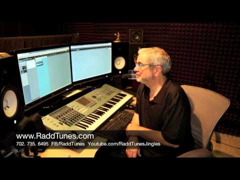 TV, Radio Commercial Jingles and On Hold Message Production | Peter Radd