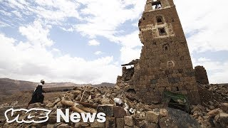How The U.S. Is Helping Saudi Arabia Fight A Controversial War In Yemen