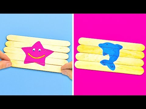 11 DIY PUZZLES AND ACTIVITIES FOR KIDS DEVELOPMENT