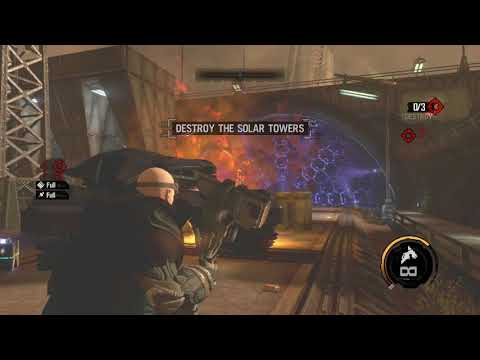Review Red Faction Armageddon Xbox one Games with Gold free
