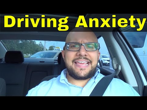 How To Overcome Anxiety While Driving