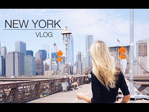 NEW YORK, VLOG | Manhattan, Central Park, Brooklyn...