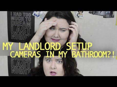 Storytime: My Landlord Setup Cameras In My Bathroom?! | TaylahTalk