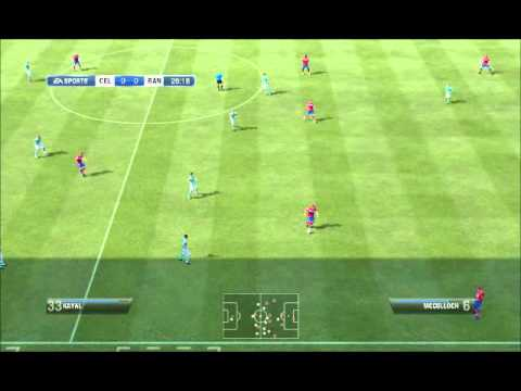 FIFA 12 PC Spanish Commentary Gameplay
