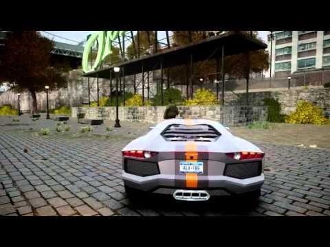 GTA IV  Lamborghini Aventador