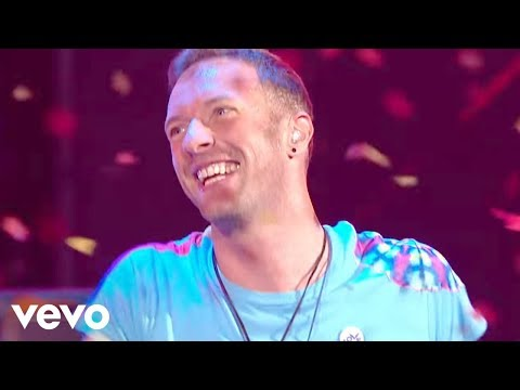 The Chainsmokers & Coldplay - Something Just Like This (Live at the BRITs)