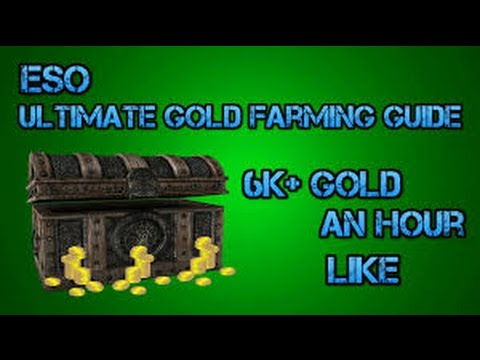HOW TO GET GOLD N ESO