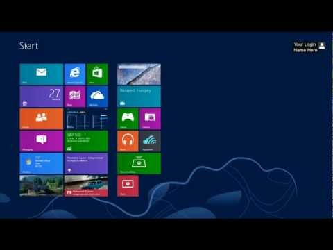 Windows 8 Tips - Adding Program Tiles