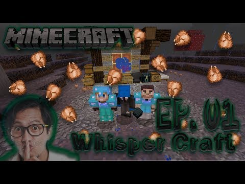 It's Raining a LOT... of Chickens ;) Whisper Craft Ep. 01