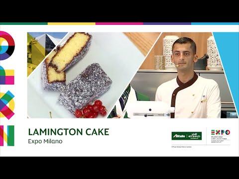 EXPO Milano 2015 | How-to make a Lamington