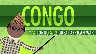 Congo and Africa's World War: Crash Course World History 221