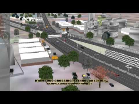 Uganda's Express Highway