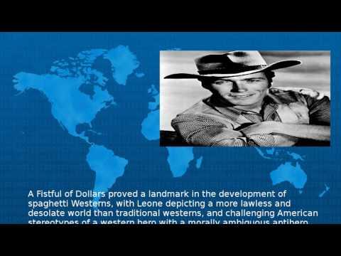 Clint Eastwood  - Wiki
