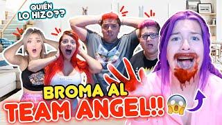 BROMA CRUEL AL TEAM ANGEL!!! LLAMÓ A EMERGENCIA!😱🚨 | Leyla Star 💫