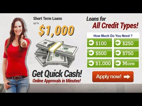 Payday Loans Online! Personal Loans For BAD Credit! Get Quick Cash!