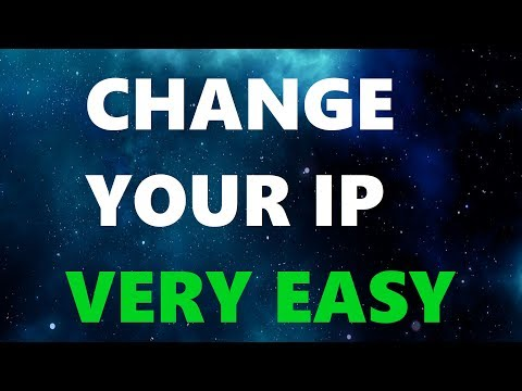 How to Change your IP Address | Easy and Works on every Router/Modem