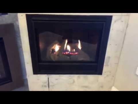 A Better Gas Fireplace with Ceramic Glass