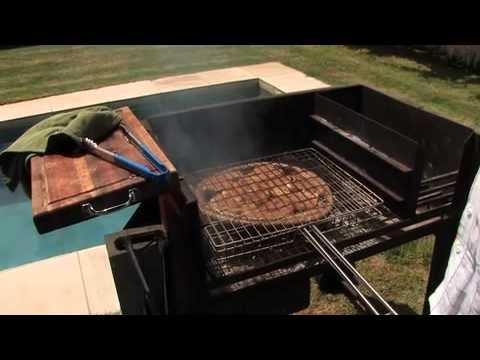 How to Braai: Boerewors (Sausage) & Chops