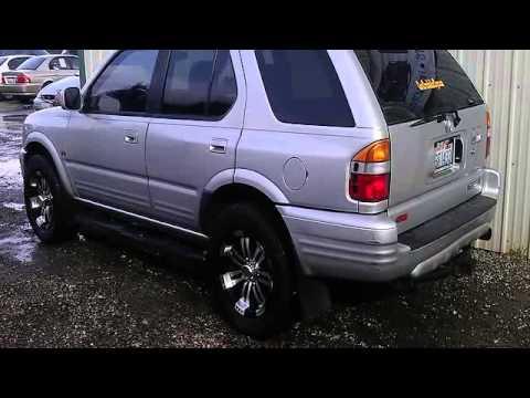 2000 Honda  EX V6 Passport 4X4 - Cars Trucks & Toys - Sumner, WA 98390
