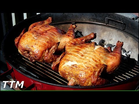 How to Cook the Best Whole Chickens on the Weber Charcoal Grill