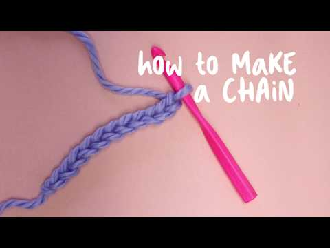 LK 101: How to Crochet a Chain